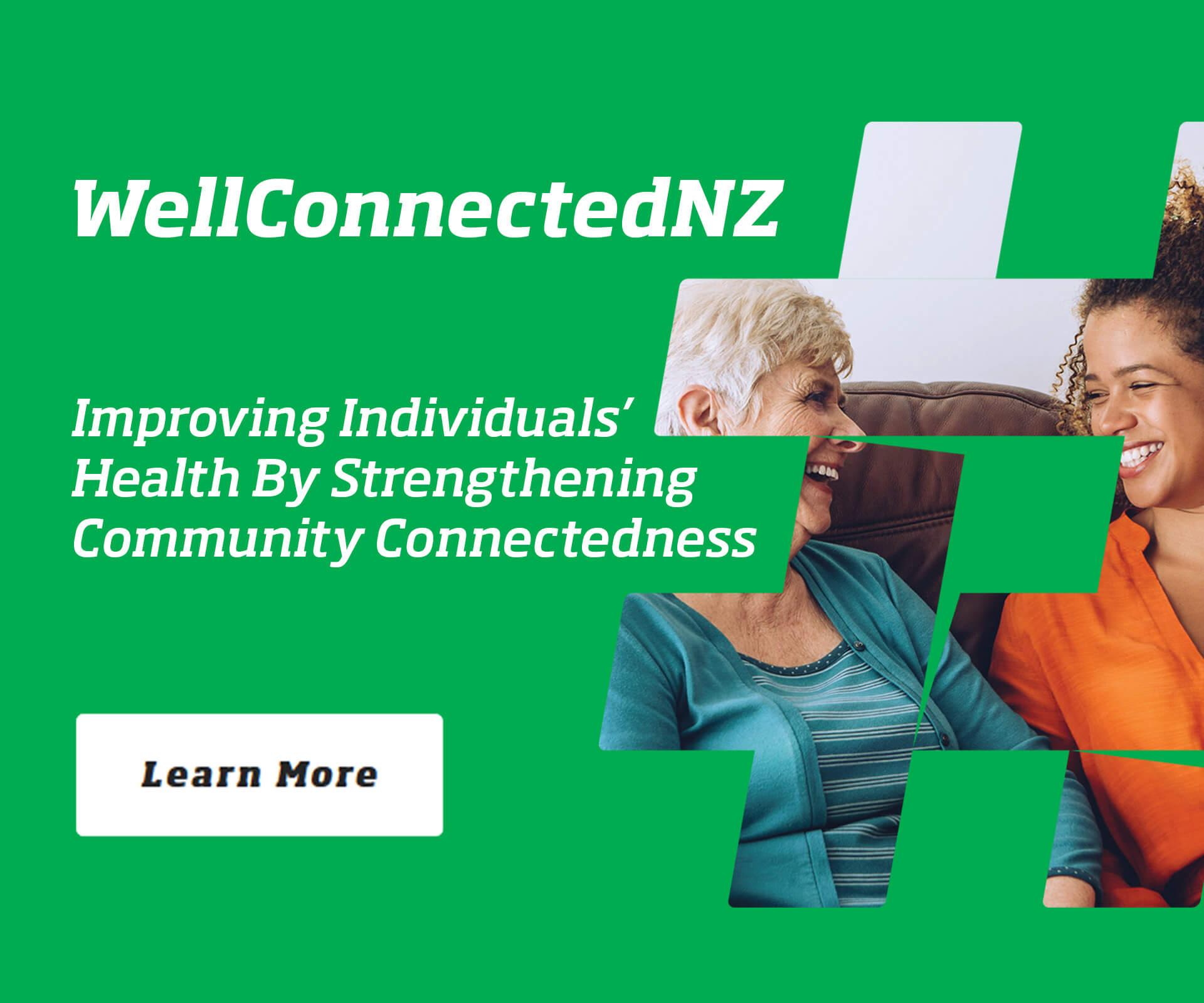WellConnected NZ - Te Ranga i te Tira